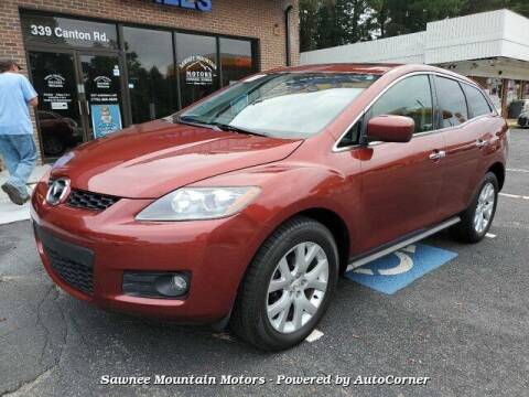 2007 Mazda CX-7 for sale at Michael D Stout in Cumming GA