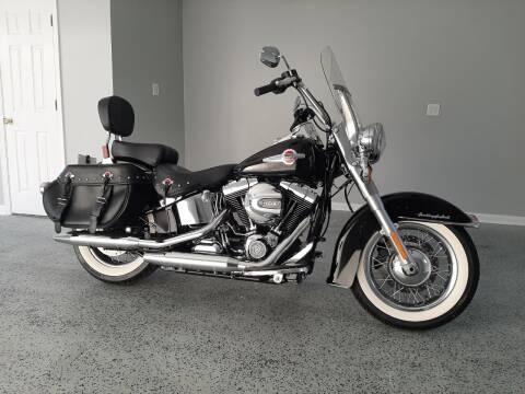 2016 Harley-Davidson FLSTC for sale at Rucker Auto & Cycle Sales in Enterprise AL