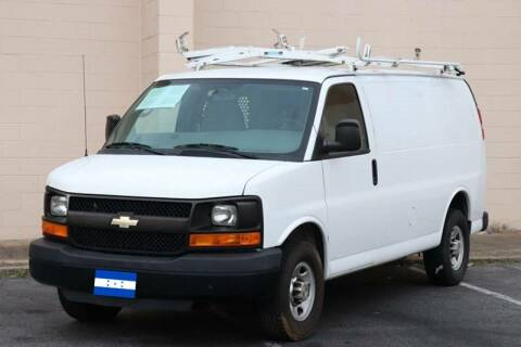 2013 Chevrolet Express Cargo for sale at El Patron Trucks in Norcross GA