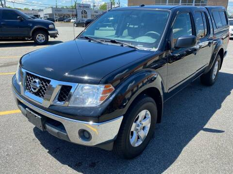 2011 Nissan Frontier for sale at MAGIC AUTO SALES - Magic Auto Prestige in South Hackensack NJ
