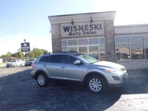 2010 Mazda CX-9 for sale at Wisneski Auto Sales, Inc. in Green Bay WI