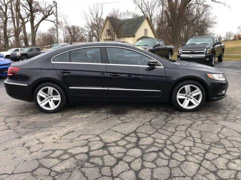 2013 Volkswagen CC for sale at Westview Motors in Hillsboro OH