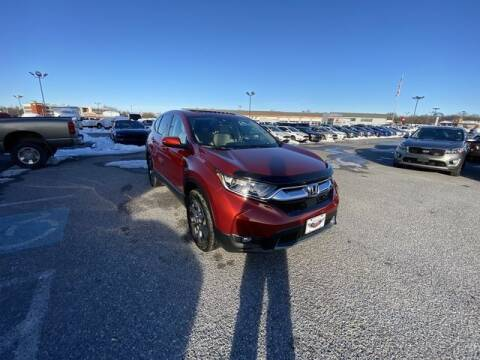 2019 Honda CR-V for sale at King Motors featuring Chris Ridenour in Martinsburg WV