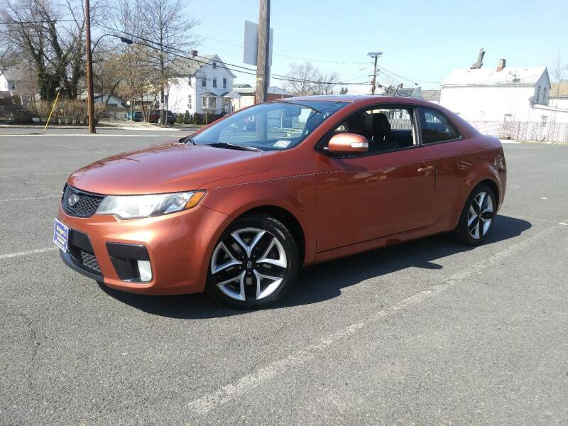 2010 Kia Forte Koup for sale at Nerger's Auto Express in Bound Brook NJ