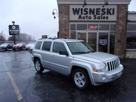 2010 Jeep Patriot for sale at Wisneski Auto Sales, Inc. in Green Bay WI