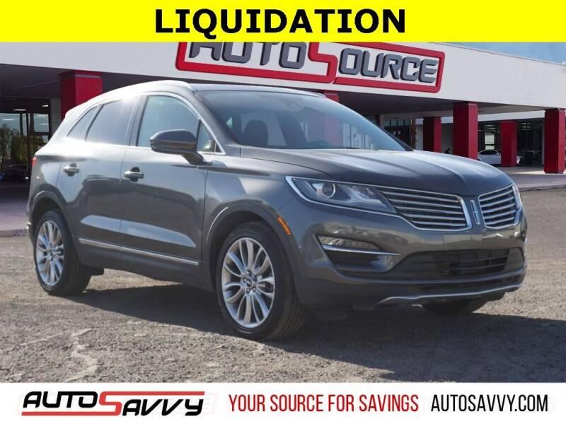 2018 Lincoln MKC for sale in Las Vegas, NV
