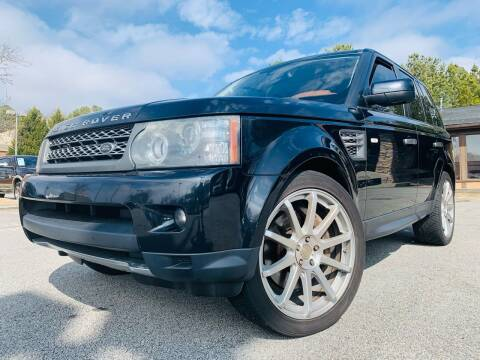 2011 Land Rover Range Rover Sport for sale at Classic Luxury Motors in Buford GA