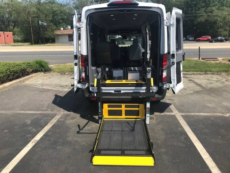 2021 Ford Transit Cargo for sale at BROADWAY FORD TRUCK SALES in Saint Louis MO