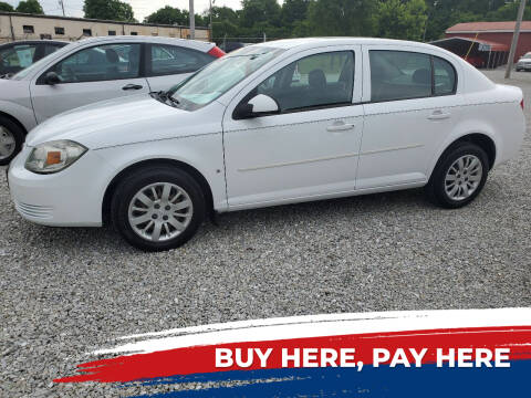 2010 Chevrolet Cobalt for sale at MIKE'S CYCLE & AUTO - Mikes Cycle and Auto (Liberty) in Liberty IN