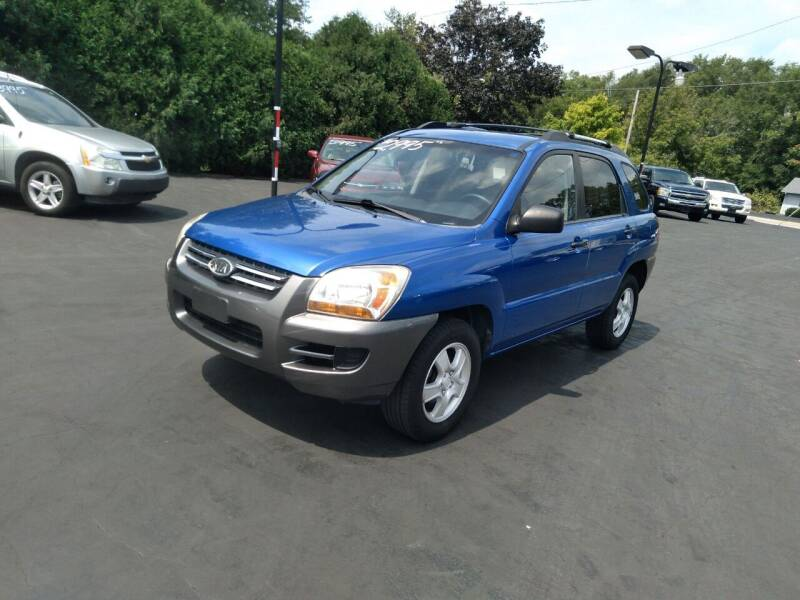 2005 Kia Sportage for sale at Keens Auto Sales in Union City OH