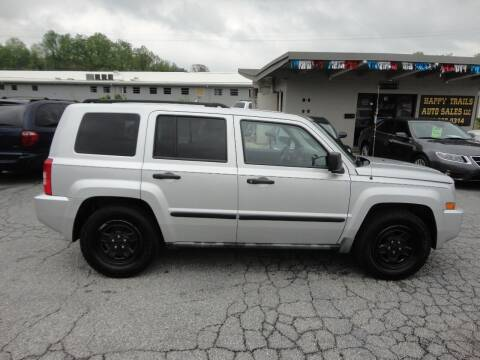 2010 Jeep Patriot for sale at HAPPY TRAILS AUTO SALES LLC in Taylors SC