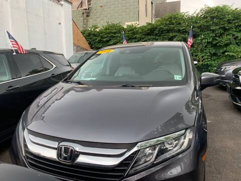 2018 Honda Odyssey for sale at Buy Here Pay Here Auto Sales in Newark NJ