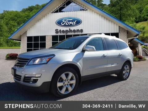 2017 Chevrolet Traverse for sale at Stephens Auto Center of Beckley in Beckley WV