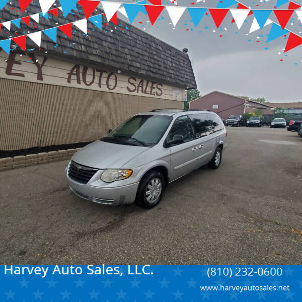 2006 Chrysler Town and Country for sale at Harvey Auto Sales, LLC. in Flint MI