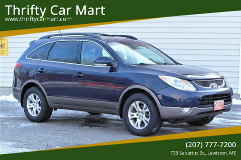 2010 Hyundai Veracruz for sale at Thrifty Car Mart in Lewiston ME