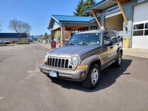 2006 Jeep Liberty for sale at Brookwood Auto Group in Forest Grove OR