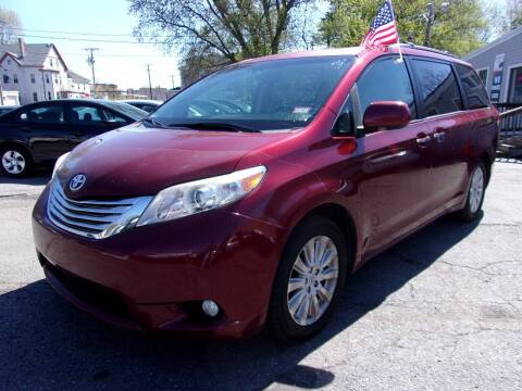 2011 Toyota Sienna for sale at Top Line Import of Methuen in Methuen MA