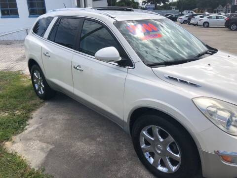 2010 Buick Enclave for sale at Moye's Auto Sales Inc. in Leesburg FL