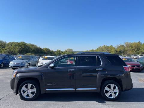 2013 GMC Terrain for sale at CARS PLUS CREDIT in Independence MO