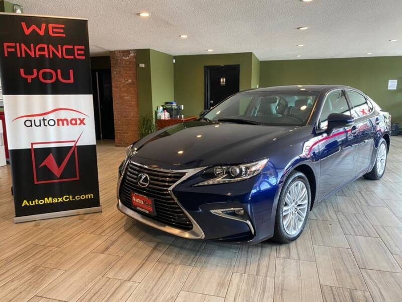 2016 Lexus ES 350 for sale at AutoMax in West Hartford CT