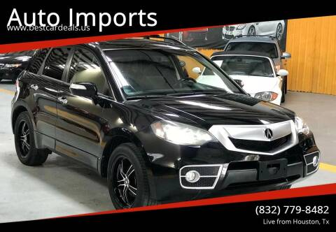 2010 Acura RDX for sale at Auto Imports in Houston TX