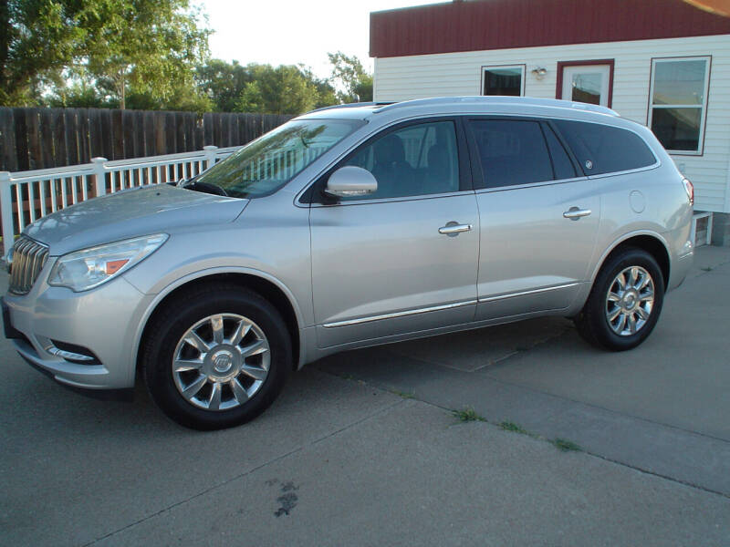 2014 Buick Enclave for sale at World of Wheels Autoplex in Hays KS