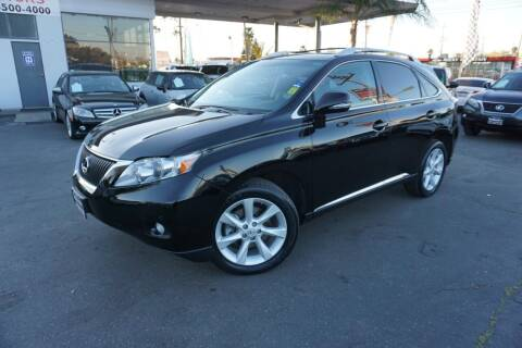 2010 Lexus RX 350 for sale at Industry Motors in Sacramento CA