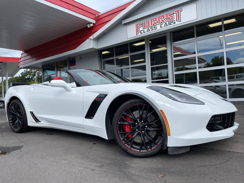 2015 Chevrolet Corvette for sale at Furrst Class Cars LLC in Charlotte NC