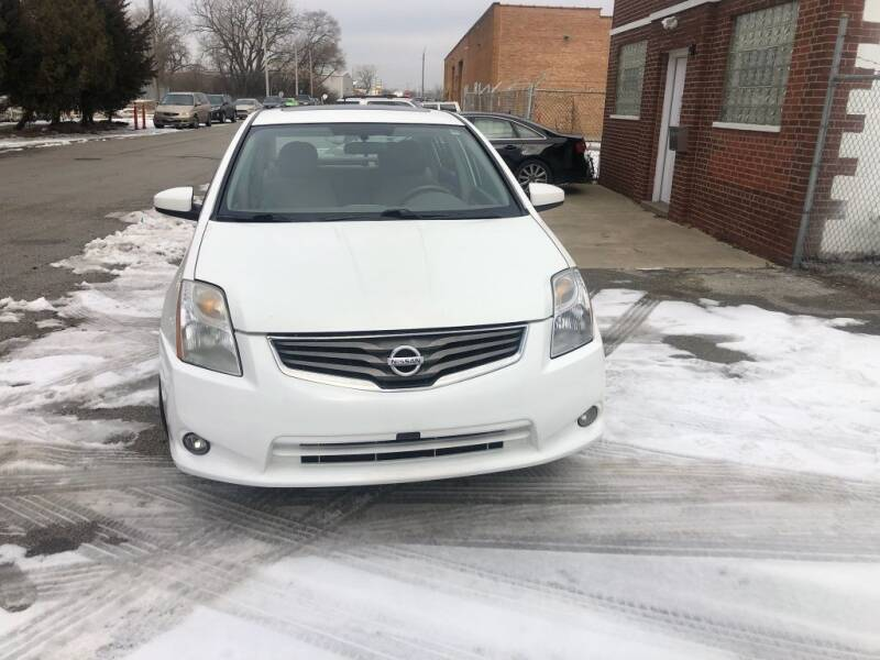 2010 Nissan Sentra for sale at Wisdom Auto Group in Calumet Park IL