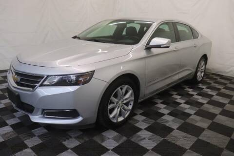 2017 Chevrolet Impala for sale at AH Ride & Pride Auto Group in Akron OH