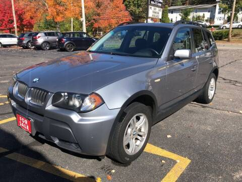 2006 BMW X3 for sale at Premier Automart in Milford MA