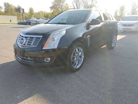 2014 Cadillac SRX for sale at Cruisin' Auto Sales in Madison IN
