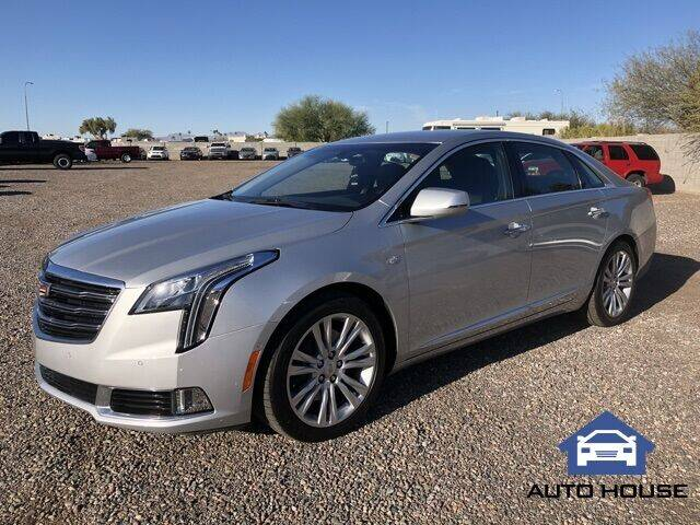 2018 Cadillac XTS for sale at Auto House Phoenix in Peoria AZ