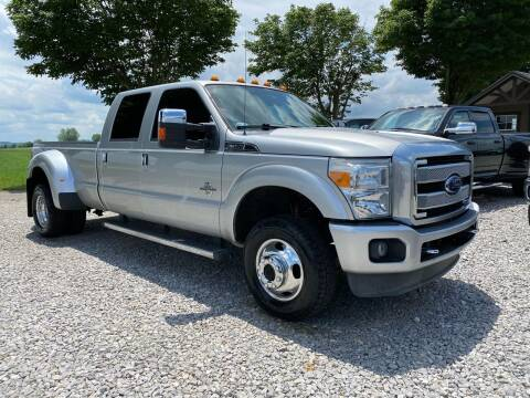 2015 Ford F-350 Super Duty for sale at Jackson Automotive LLC in Glasgow KY