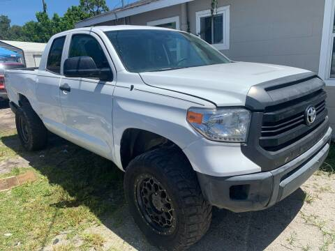 2015 Toyota Tundra for sale at Florida Prestige Collection in Saint Petersburg FL