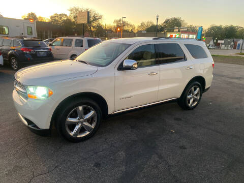 2012 Dodge Durango for sale at BWK of Columbia in Columbia SC