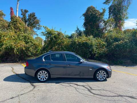 2007 BMW 3 Series for sale at International Horsepower Auto Sales in Warwick RI