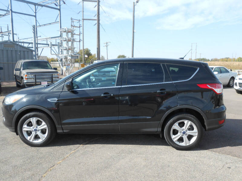 2013 Ford Escape for sale at Salmon Automotive Inc. in Tracy MN