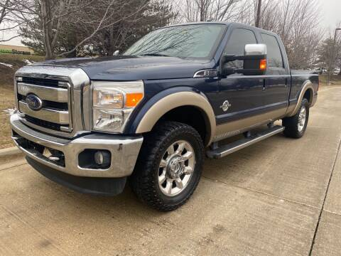 2014 Ford F-250 Super Duty for sale at Western Star Auto Sales in Chicago IL