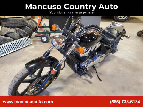 2013 Honda Sabre for sale at Mancuso Country Auto in Batavia NY
