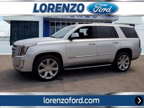 2016 Cadillac Escalade for sale at Lorenzo Ford in Homestead FL
