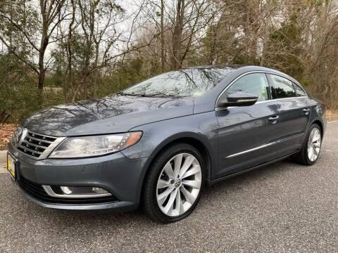 2013 Volkswagen CC for sale at Coastal Auto Sports in Chesapeake VA