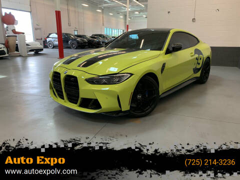 2021 BMW M4 for sale at Auto Expo in Las Vegas NV