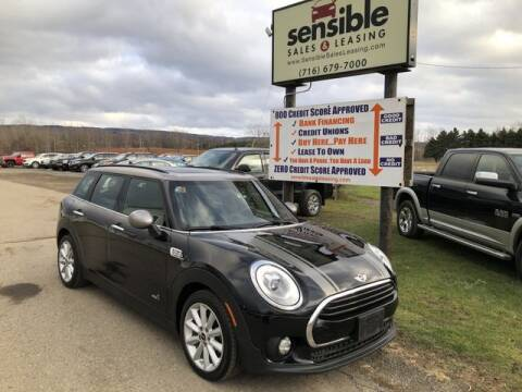 2017 MINI Clubman for sale at Sensible Sales & Leasing in Fredonia NY