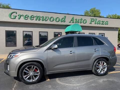 2014 Kia Sorento for sale at Greenwood Auto Plaza in Greenwood MO