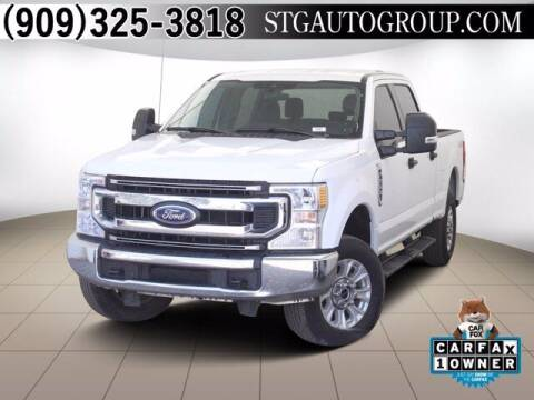 2020 Ford F-250 Super Duty for sale at STG Auto Group in Montclair CA