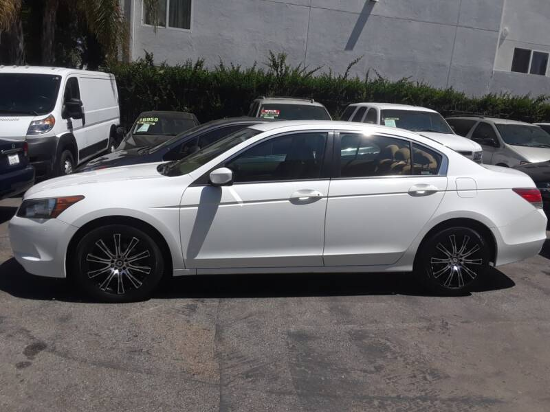2009 Honda Accord for sale at Western Motors Inc in Los Angeles CA