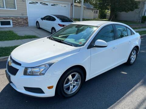 2014 Chevrolet Cruze for sale at Jordan Auto Group in Paterson NJ