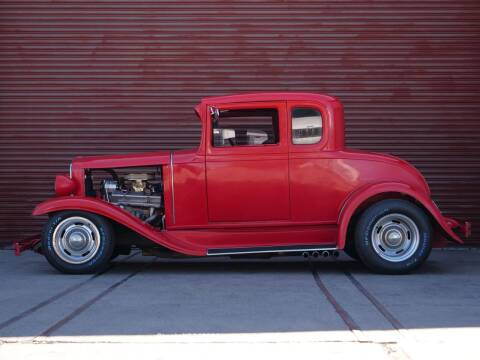 1931 Chevrolet Classic for sale at Sierra Classics & Imports in Reno NV