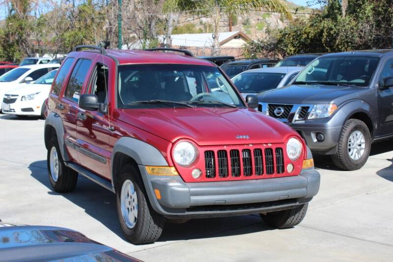 2007 Jeep Liberty for sale at Car 1234 inc in El Cajon CA